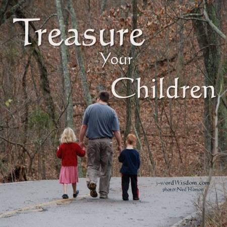 treasure your children