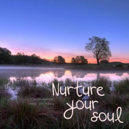 nuture your soul