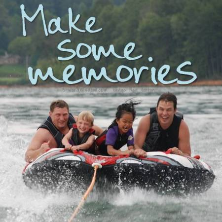 make some memories