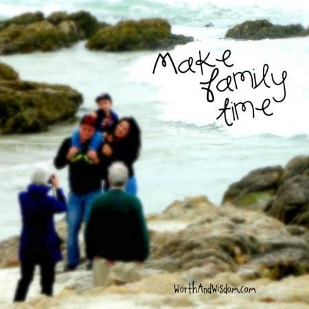 make family time