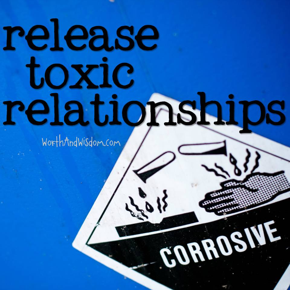 how to move on from toxic relationship