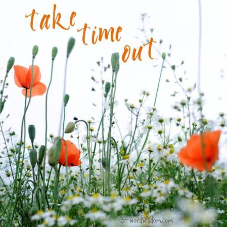 03.06 take time out