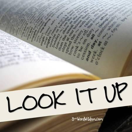 look-it-up