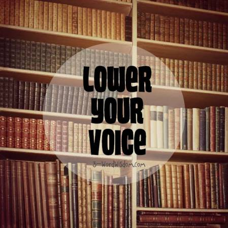 lower-your-voice